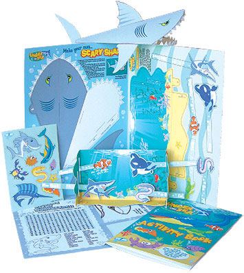 Under The Sea Party Pack